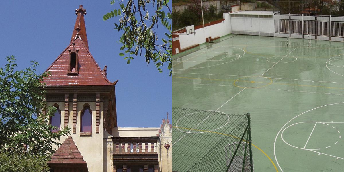 impermeabilizar-cubierta-iglesia-barcelona-crear-pistas-deportivas