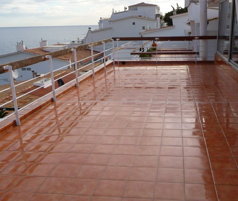 El mejor impermeabilizante para terrazas